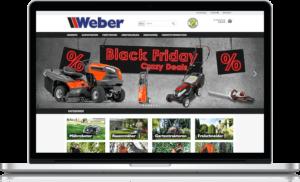 Gambio Online-Shop Weber-Gartentechnik
